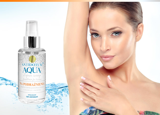 Antidotum Aqua na podrażnienia